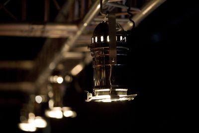 licht in theater
