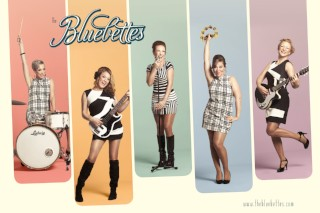 The_Bluebettes - Mozaiek